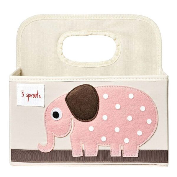 contenitore porta pannolini elefante