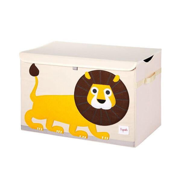 baule portagiochi leone