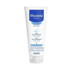 gel detergente 2 in 1 mustela