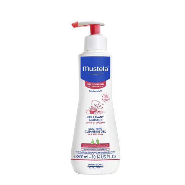 gel detergente lenitivo