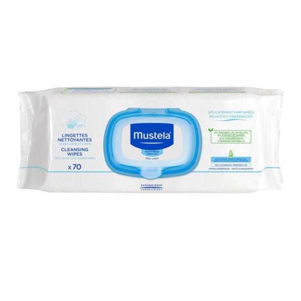 salviettine detergenti