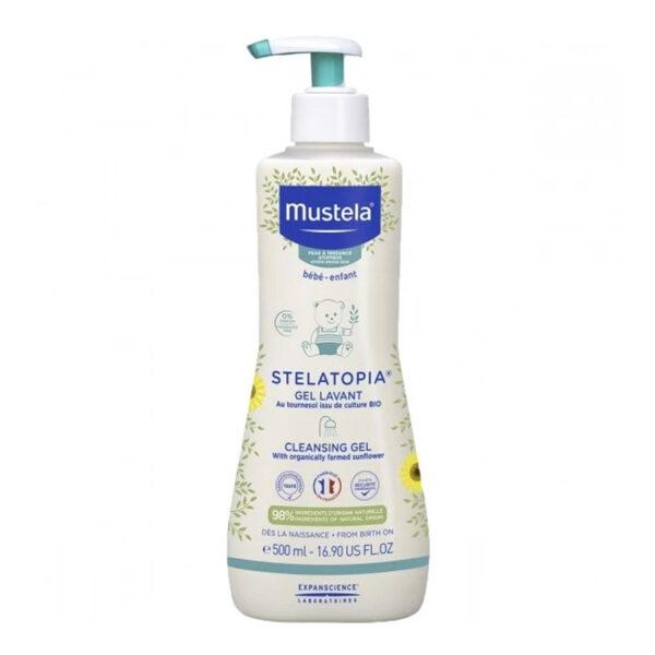 stelatopia gel detergente