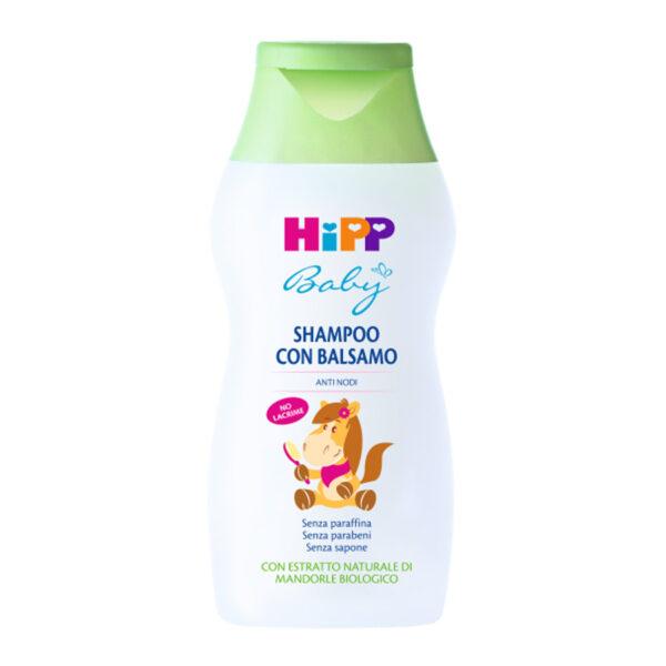 shampoo con balsamo