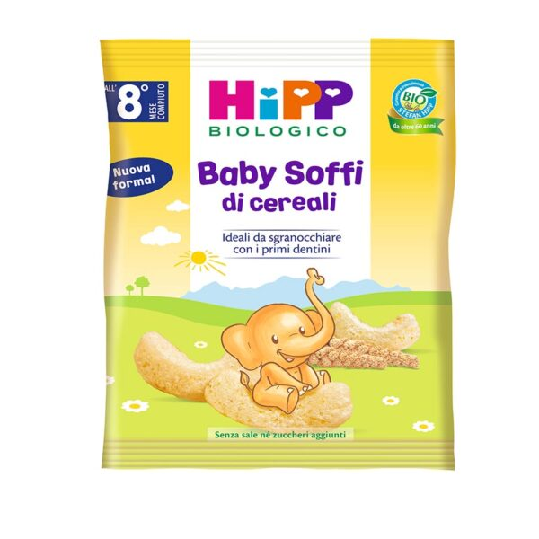snack baby soffi di cereali