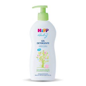 gel detergente corpo capelli hipp