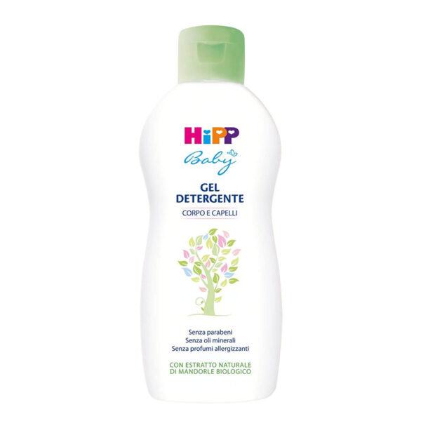 gel detergente corpo e capelli