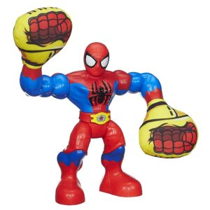 ka pow spiderman