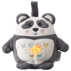 peluche con sensore pianto pip il panda