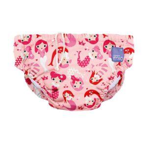 costume-pannolino rosa sirene bambino mio