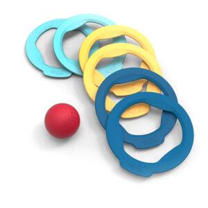 anelli e palla ringo