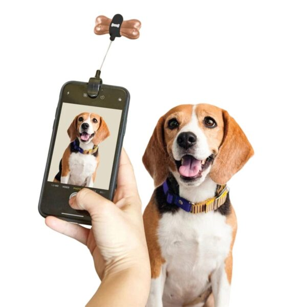 clip selfie per cani