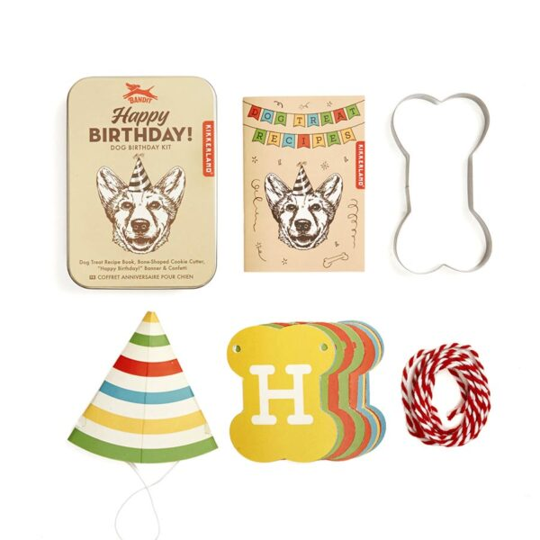 kit compleanno cane