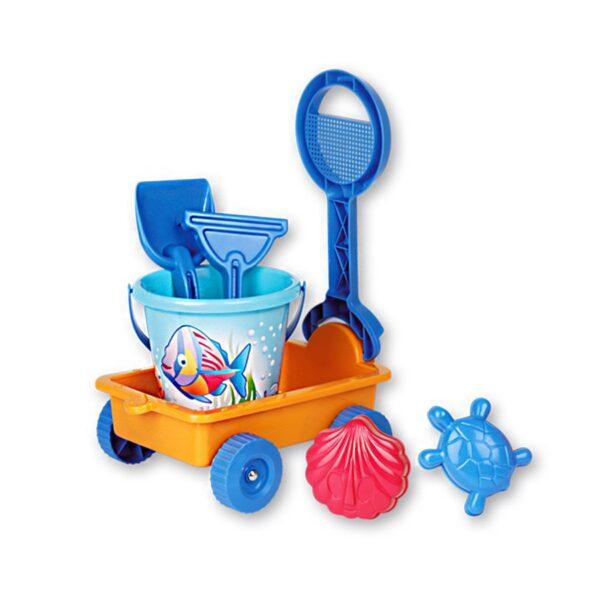 carrello-arancio-con-setaccio-set-mare-androne-giocattoli
