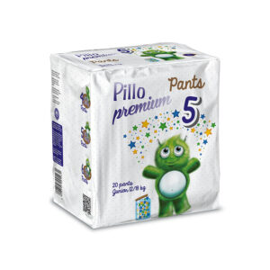 pillo pants junior taglia 5