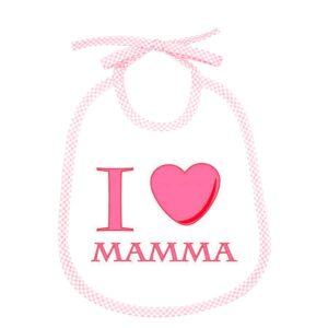bavaglino spiritoso mamma