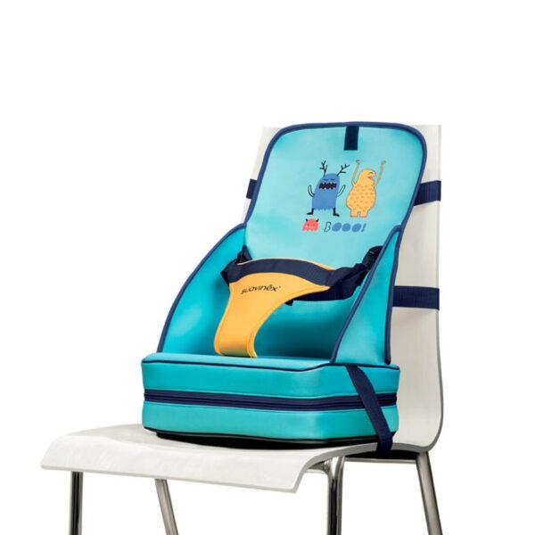 Rialzo Pieghevole da sedia Booo! azzurro