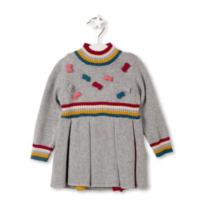 vestitino tricot funny circus