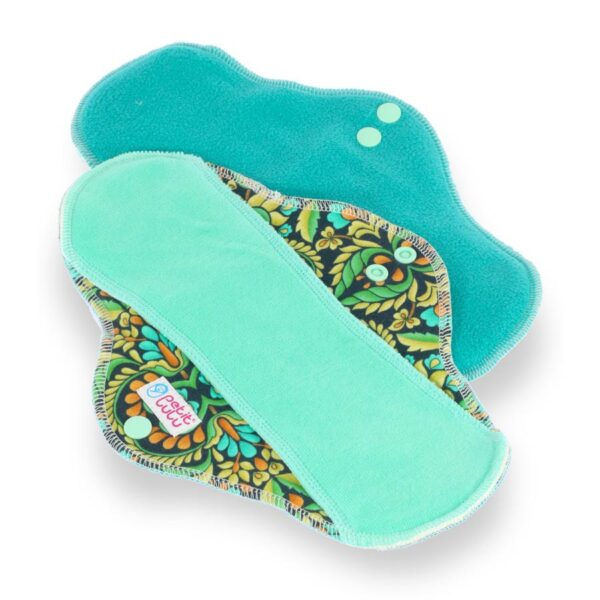 cloth pad ultra verde