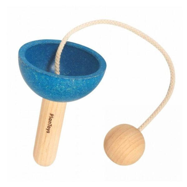 cup ball plan toys