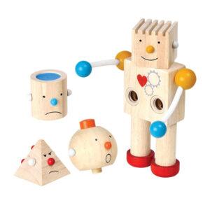 il robotino build a robot
