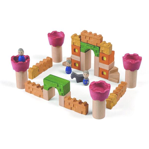 mattoncini castello