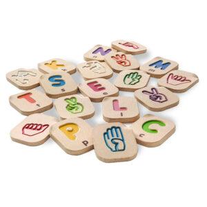 alfabeto dei segni