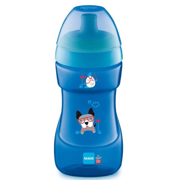 sport cup blu