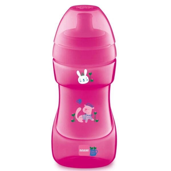 sport cup rosa