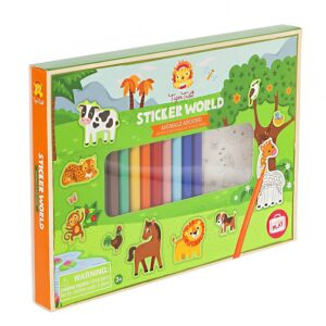 sticker-world-animals-abound-tiger-tribe