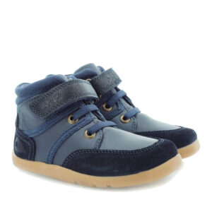 i walk navy scoot boot