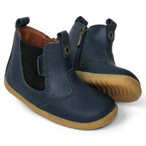 bobux step up jodhpur boot blu navy