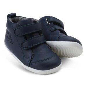 step up hi court blu navy
