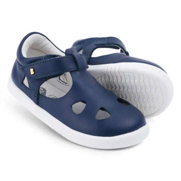 sandal chiuso zap blu