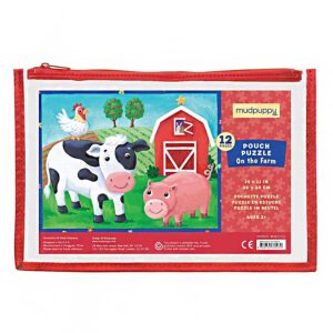 pouch puzzle nella fattoria