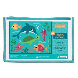 pouch puzzle in fondo al mare