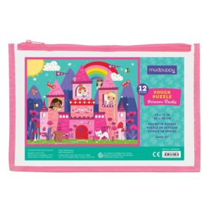pouch puzzle il castello delle principesse