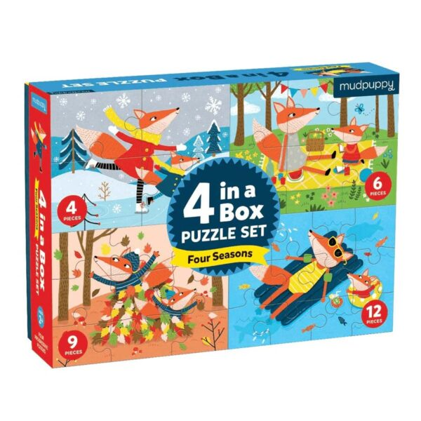 4 in a box le quattro stagioni