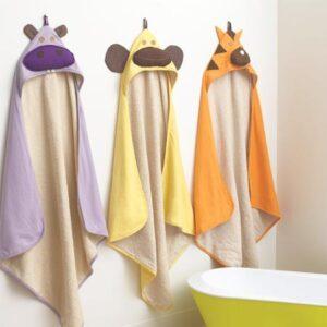 Accappatoi e asciugamani