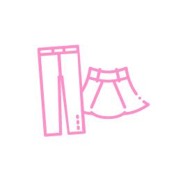 Pantaloni, gonne e shorts