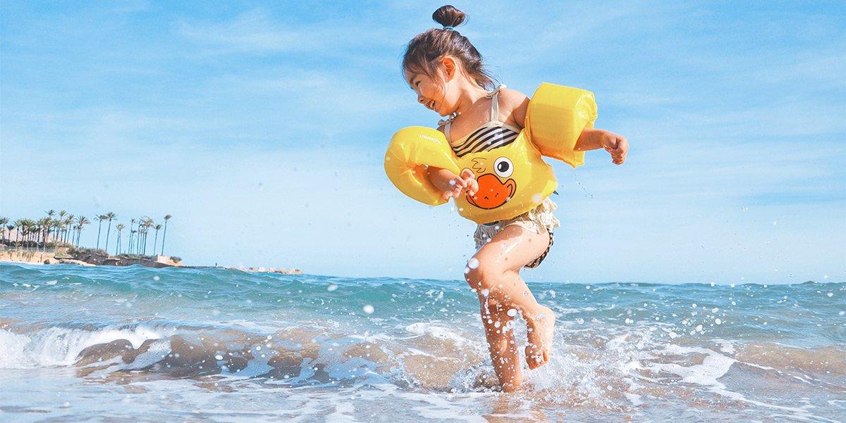 crema solare migliore per i bambini