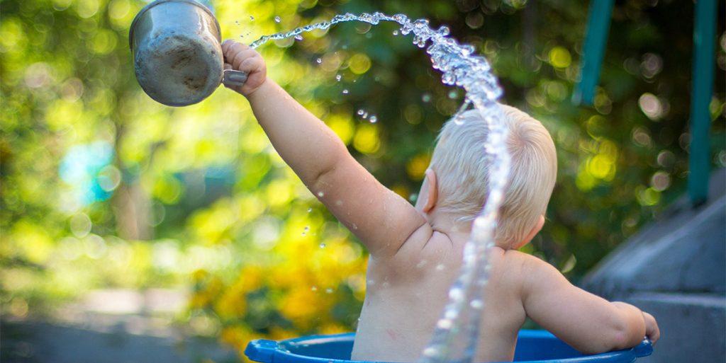 proteggere i bambini dal caldo - Donkid