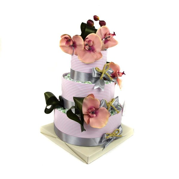 torta orchidea